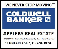 Coldwell Banker Appleby Real Estate
