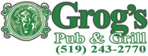 GROGS - EVENT SPONSOR